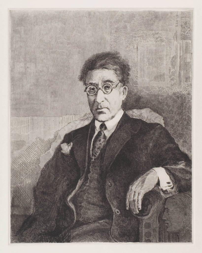 Constantino Kavafis, 1933