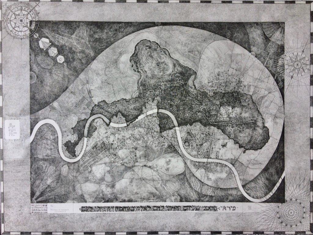 Principios de cartografía comparada - estado II